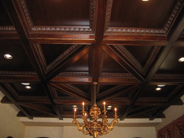 Family Room Ceiling