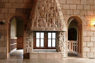 Fireplace Arches